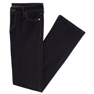 """Liverpool """"Colleen"""" straight leg stretch jeans"""